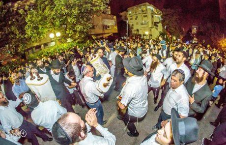 """אירועי חג שמחת תורה תשע""""ח בקהילת חב""""ד ברחובות"""